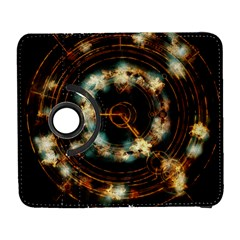 Science Fiction Energy Background Galaxy S3 (flip/folio) by Simbadda