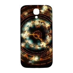 Science Fiction Energy Background Samsung Galaxy S4 I9500/i9505  Hardshell Back Case by Simbadda