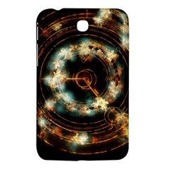 Science Fiction Energy Background Samsung Galaxy Tab 3 (7 ) P3200 Hardshell Case  by Simbadda