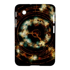 Science Fiction Energy Background Samsung Galaxy Tab 2 (7 ) P3100 Hardshell Case  by Simbadda