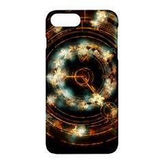 Science Fiction Energy Background Apple Iphone 7 Plus Hardshell Case by Simbadda