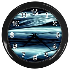 Texture Fractal Frax Hd Mathematics Wall Clocks (black) by Simbadda