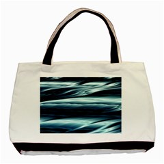 Texture Fractal Frax Hd Mathematics Basic Tote Bag by Simbadda