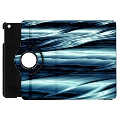 Texture Fractal Frax Hd Mathematics Apple Ipad Mini Flip 360 Case by Simbadda