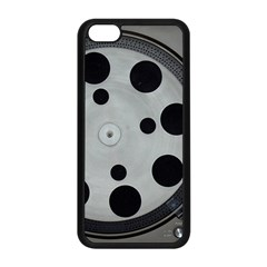 Turntable Record System Tones Apple Iphone 5c Seamless Case (black) by Simbadda