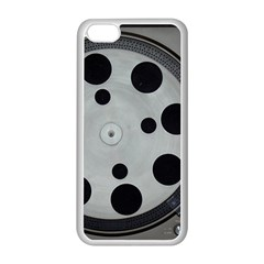 Turntable Record System Tones Apple Iphone 5c Seamless Case (white) by Simbadda