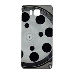 Turntable Record System Tones Samsung Galaxy Alpha Hardshell Back Case by Simbadda