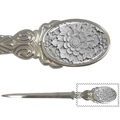 Pattern Motif Decor Letter Openers by Simbadda