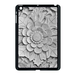 Pattern Motif Decor Apple Ipad Mini Case (black) by Simbadda