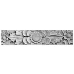 Pattern Motif Decor Flano Scarf (small) by Simbadda