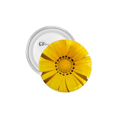 Transparent Flower Summer Yellow 1 75  Buttons by Simbadda