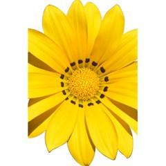 Transparent Flower Summer Yellow 5 5  X 8 5  Notebooks by Simbadda