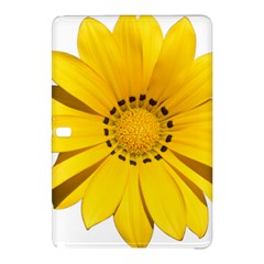 Transparent Flower Summer Yellow Samsung Galaxy Tab Pro 12 2 Hardshell Case by Simbadda