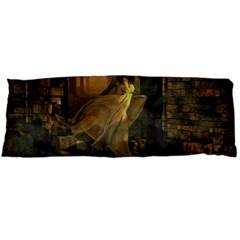 Woman Lost Model Alone Body Pillow Case (dakimakura) by Simbadda