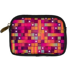 Abstract Background Colorful Digital Camera Cases by Onesevenart