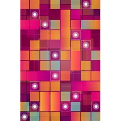 Abstract Background Colorful 5 5  X 8 5  Notebooks by Onesevenart