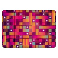 Abstract Background Colorful Samsung Galaxy Tab 8 9  P7300 Flip Case by Onesevenart