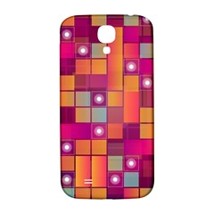 Abstract Background Colorful Samsung Galaxy S4 I9500/i9505  Hardshell Back Case by Onesevenart