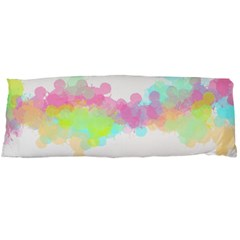 Abstract Color Pattern Colorful Body Pillow Case Dakimakura (two Sides) by Onesevenart