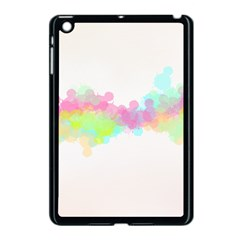 Abstract Color Pattern Colorful Apple Ipad Mini Case (black) by Onesevenart