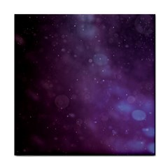 Abstract Purple Pattern Background Tile Coasters by Onesevenart