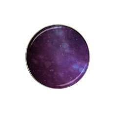 Abstract Purple Pattern Background Hat Clip Ball Marker (4 Pack) by Onesevenart