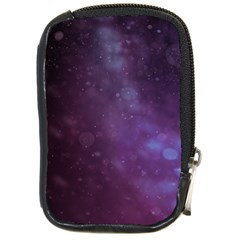 Abstract Purple Pattern Background Compact Camera Cases by Onesevenart