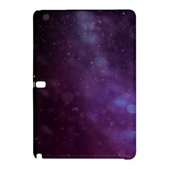 Abstract Purple Pattern Background Samsung Galaxy Tab Pro 10 1 Hardshell Case by Onesevenart