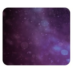 Abstract Purple Pattern Background Double Sided Flano Blanket (small)  by Onesevenart