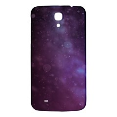 Abstract Purple Pattern Background Samsung Galaxy Mega I9200 Hardshell Back Case by Onesevenart