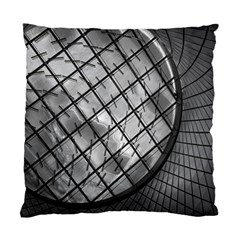 Architecture Roof Structure Modern Standard Cushion Case (one Side) by Onesevenart