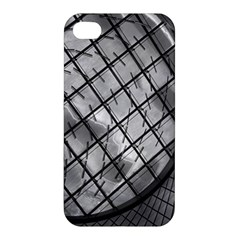 Architecture Roof Structure Modern Apple Iphone 4/4s Hardshell Case by Onesevenart