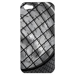 Architecture Roof Structure Modern Apple Iphone 5 Hardshell Case by Onesevenart