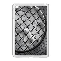 Architecture Roof Structure Modern Apple Ipad Mini Case (white) by Onesevenart