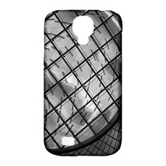 Architecture Roof Structure Modern Samsung Galaxy S4 Classic Hardshell Case (pc+silicone) by Onesevenart