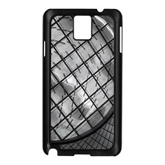 Architecture Roof Structure Modern Samsung Galaxy Note 3 N9005 Case (black) by Onesevenart