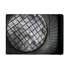 Architecture Roof Structure Modern Ipad Mini 2 Flip Cases by Onesevenart