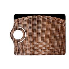Armchair Folder Canework Braiding Kindle Fire Hd (2013) Flip 360 Case by Onesevenart