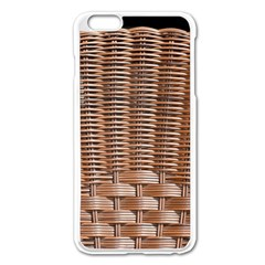 Armchair Folder Canework Braiding Apple Iphone 6 Plus/6s Plus Enamel White Case by Onesevenart