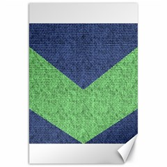 Arrow Texture Background Pattern Canvas 20  X 30   by Onesevenart