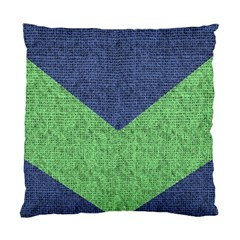 Arrow Texture Background Pattern Standard Cushion Case (two Sides) by Onesevenart