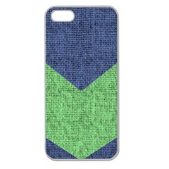 Arrow Texture Background Pattern Apple Seamless Iphone 5 Case (clear) by Onesevenart