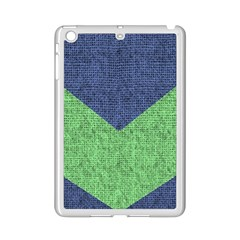 Arrow Texture Background Pattern Ipad Mini 2 Enamel Coated Cases by Onesevenart