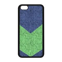Arrow Texture Background Pattern Apple Iphone 5c Seamless Case (black) by Onesevenart