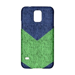 Arrow Texture Background Pattern Samsung Galaxy S5 Hardshell Case  by Onesevenart