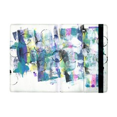 Background Color Circle Pattern Ipad Mini 2 Flip Cases by Onesevenart