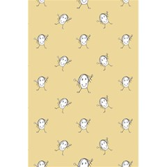 Happy Character Kids Motif Pattern 5 5  X 8 5  Notebooks by dflcprints