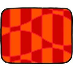 Background Texture Pattern Colorful Fleece Blanket (mini) by Onesevenart