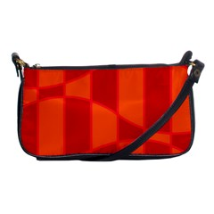 Background Texture Pattern Colorful Shoulder Clutch Bags by Onesevenart