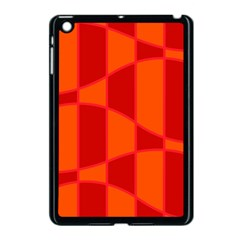 Background Texture Pattern Colorful Apple Ipad Mini Case (black) by Onesevenart